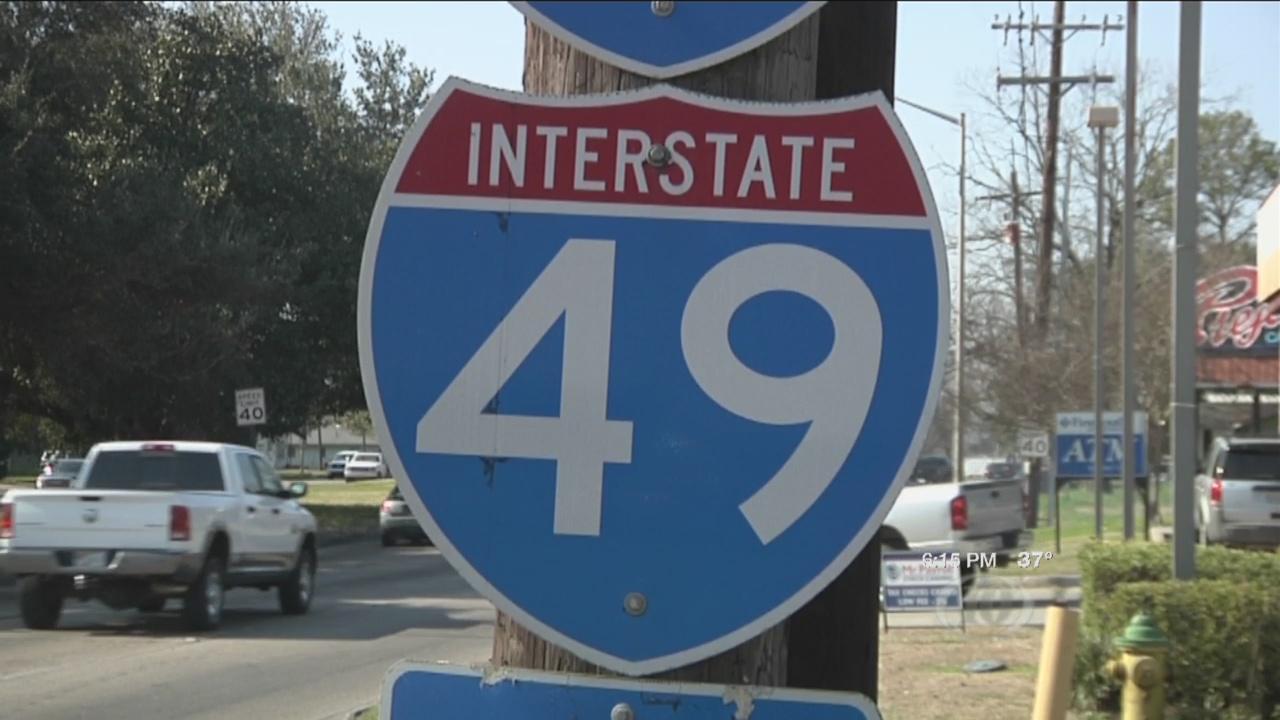 I-49 Sign_54032