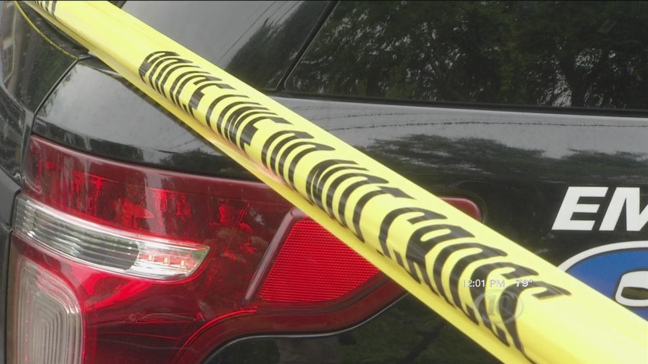 Police crime scene tape stock photo_200118