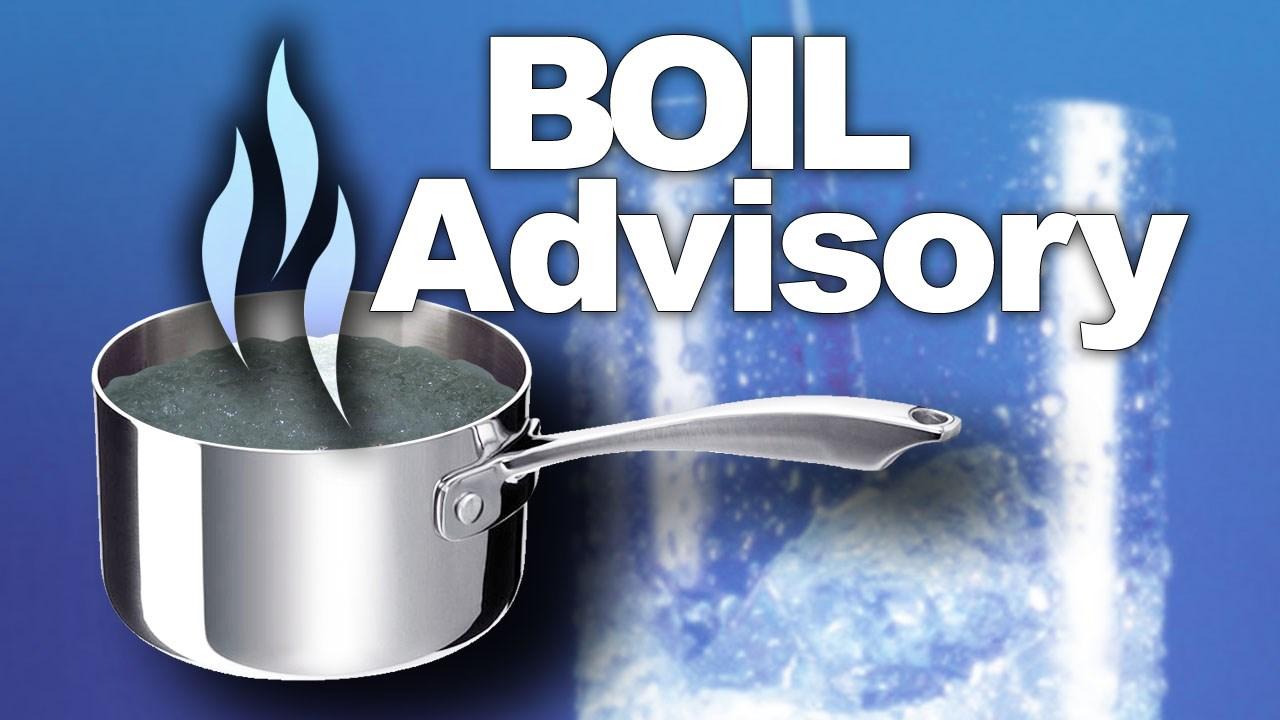Boil advisory in effect for Arnaudville