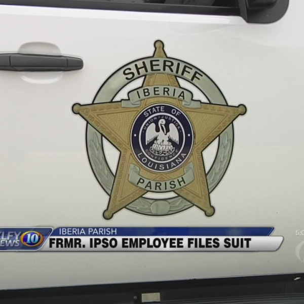 Former IPSO employee files suit