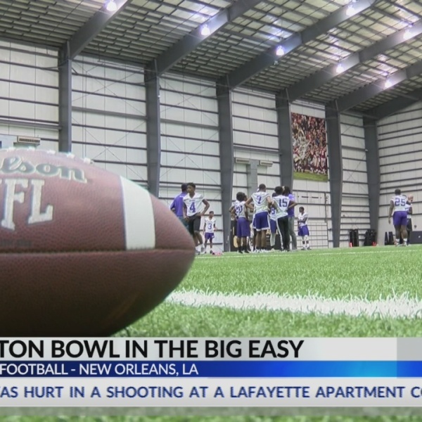 Tee Cotton Bowl in Big Easy