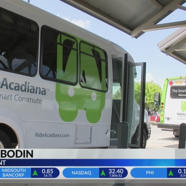 Ride Acadiana set to launch