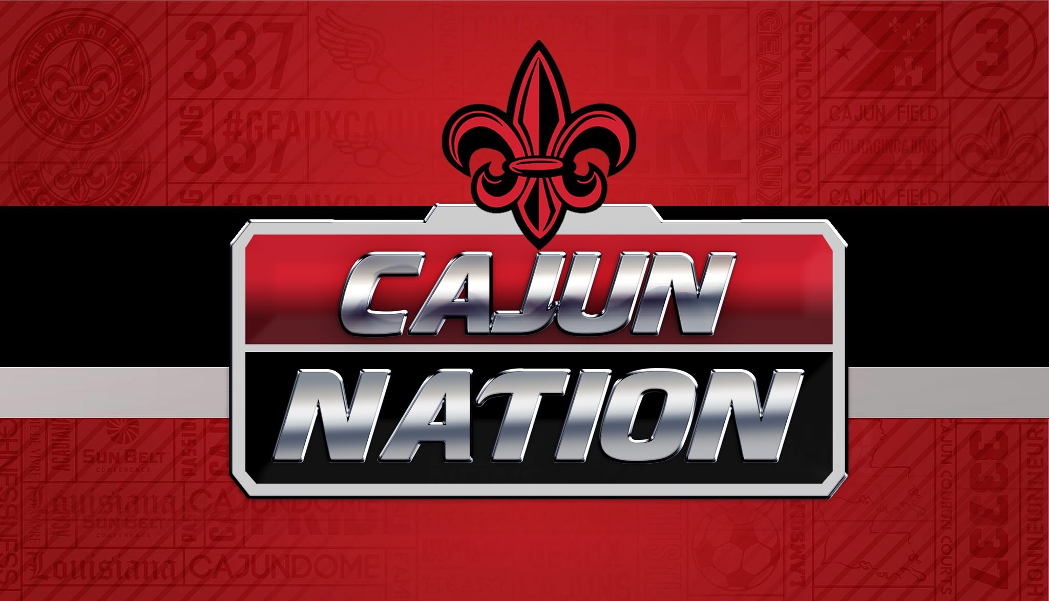 cajun nation logo
