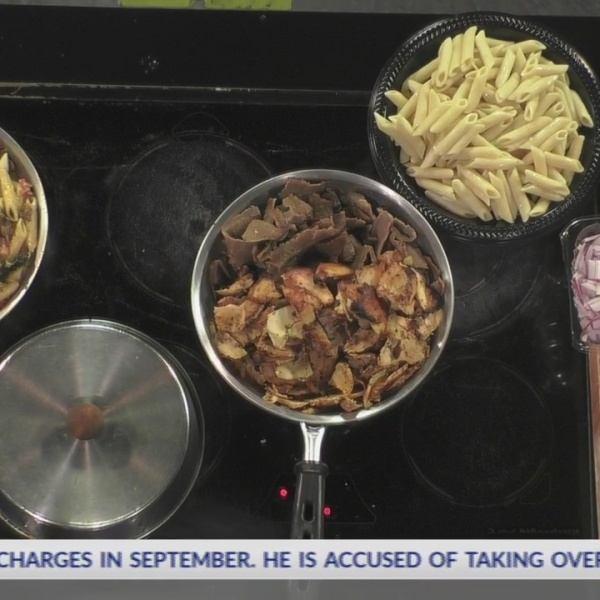 Live on Passe: Chef Moose from Zorbas cooks up Greek pasta and more