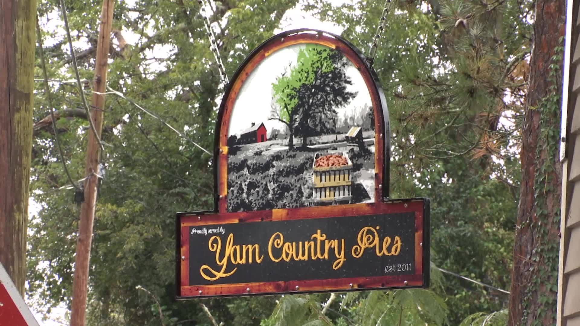 Acadiana Eats: Holiday Edition Pt. 1 - Yam Country Pies