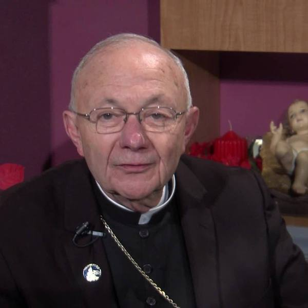 Bishop Douglas Deshotel's holiday message