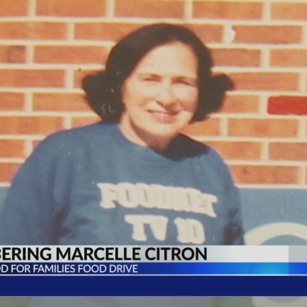 Food for Families: Remembering Marcelle Citron