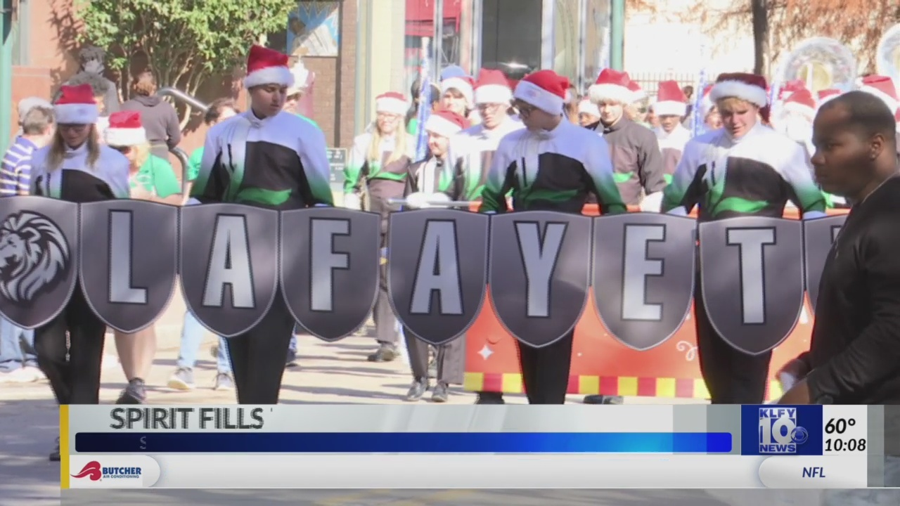 Lafayette Christmas Parade 2020 2020 Lafayette Christmas Parade canceled due to COVID 19