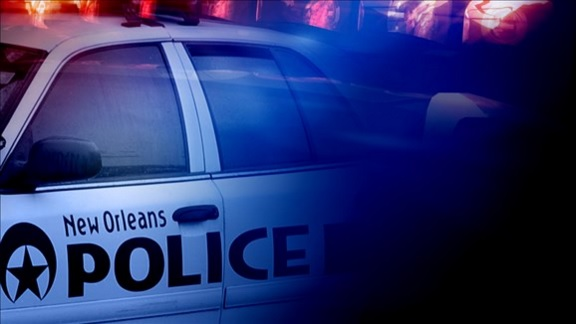 New Orleans Police lights_157294
