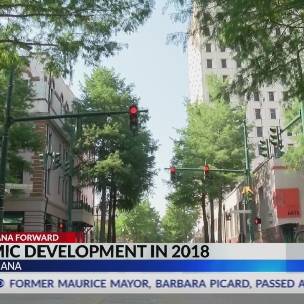 2018 economic development