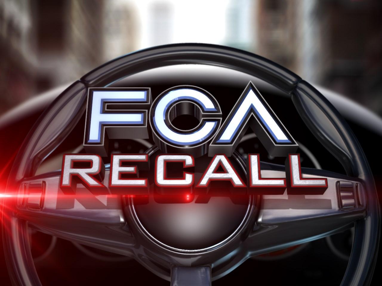 Fiat Chrysler Recall