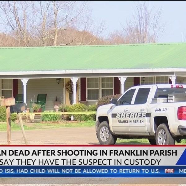 Father brutally gunned down in Winnsboro