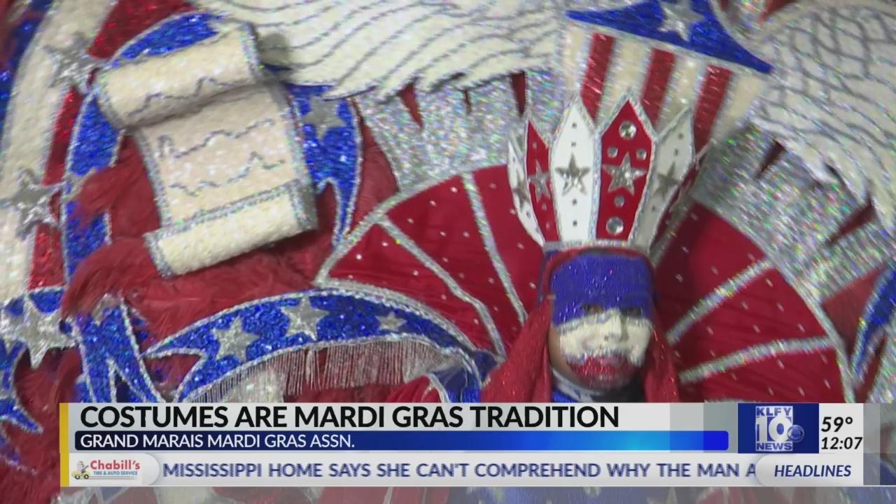 Grand Marais Mardi Gras tradition