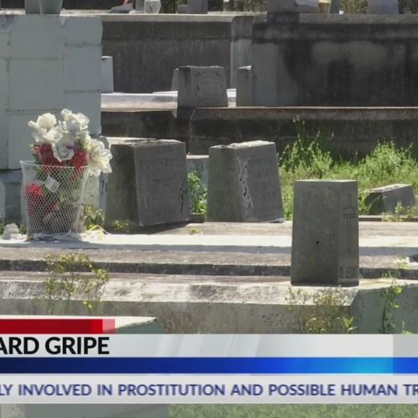 Graveyard gripe