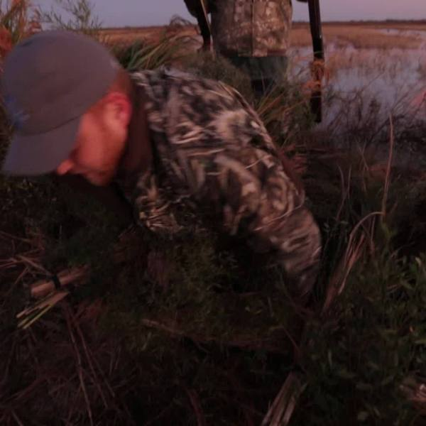 Hunt, Hook, & Cook: Goose Hunting in Vermilion Parish