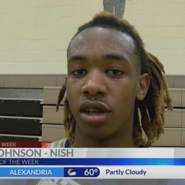 KLFY Athlete of the Week, Ralph Johnson, NISH