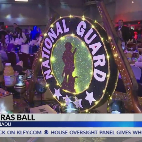 Krewe of Xanadu honors military in 2019 ball