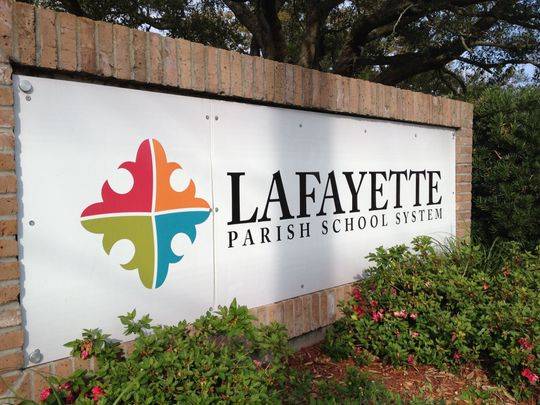 Lafayette parish school board sign_1552568528884.jpg.jpg