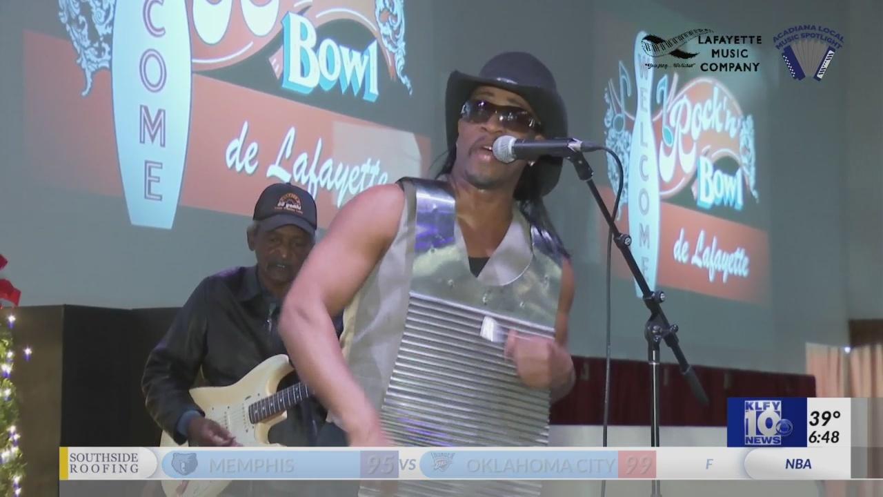 Local Music Spotlight: Rockin' Dopsie Jr. & the Zydeco Twisters