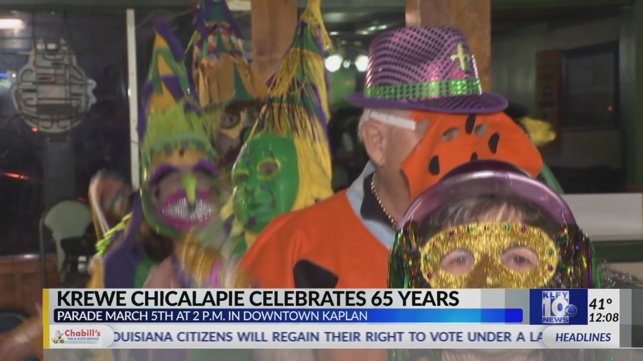 The Krewe of Chic-a-la-Pie