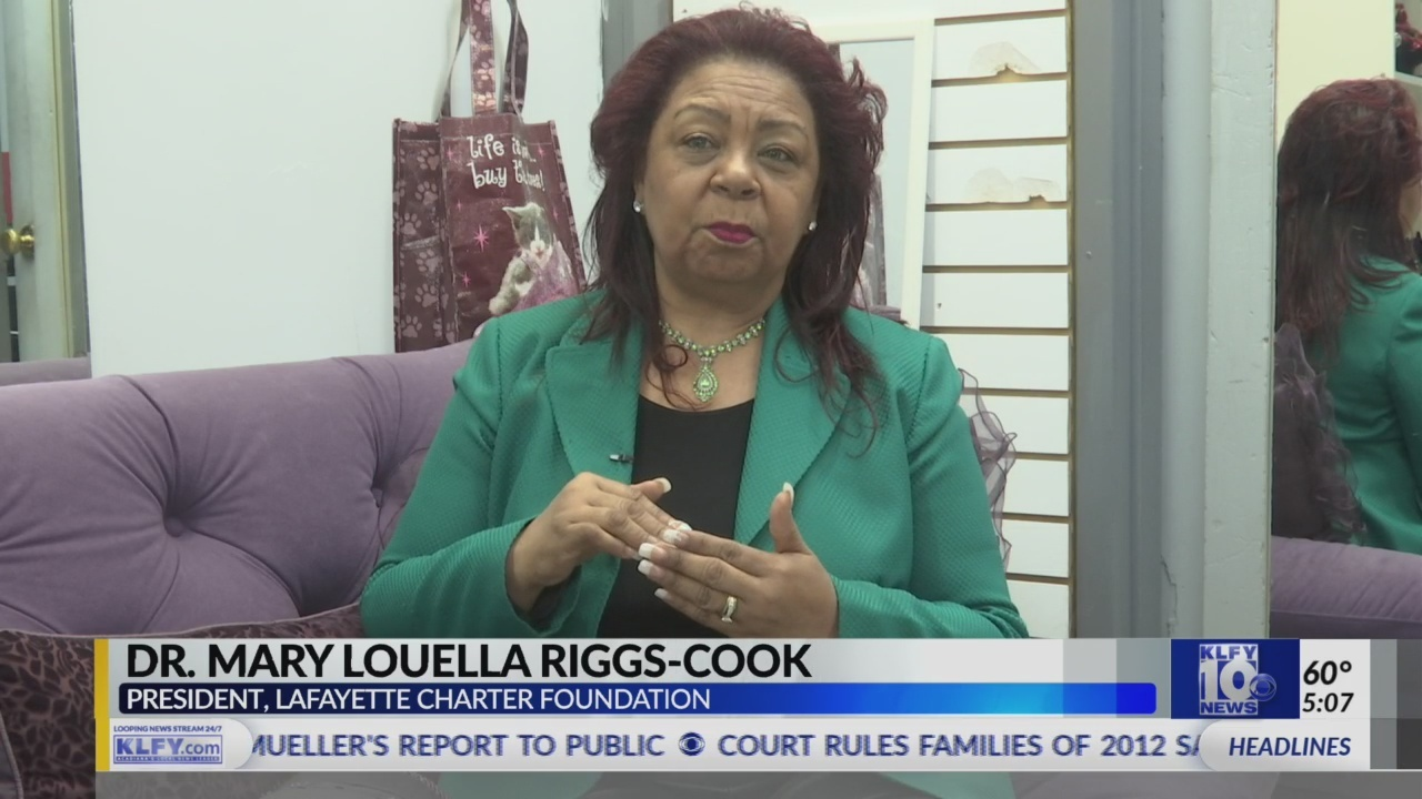 Women Impacting Acadiana: Dr. Mary Louella Riggs-Cook