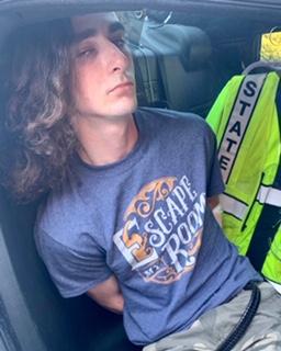 Zachary Man Arrested