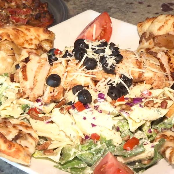 Acadiana Eats: La Pizzeria in Carencro
