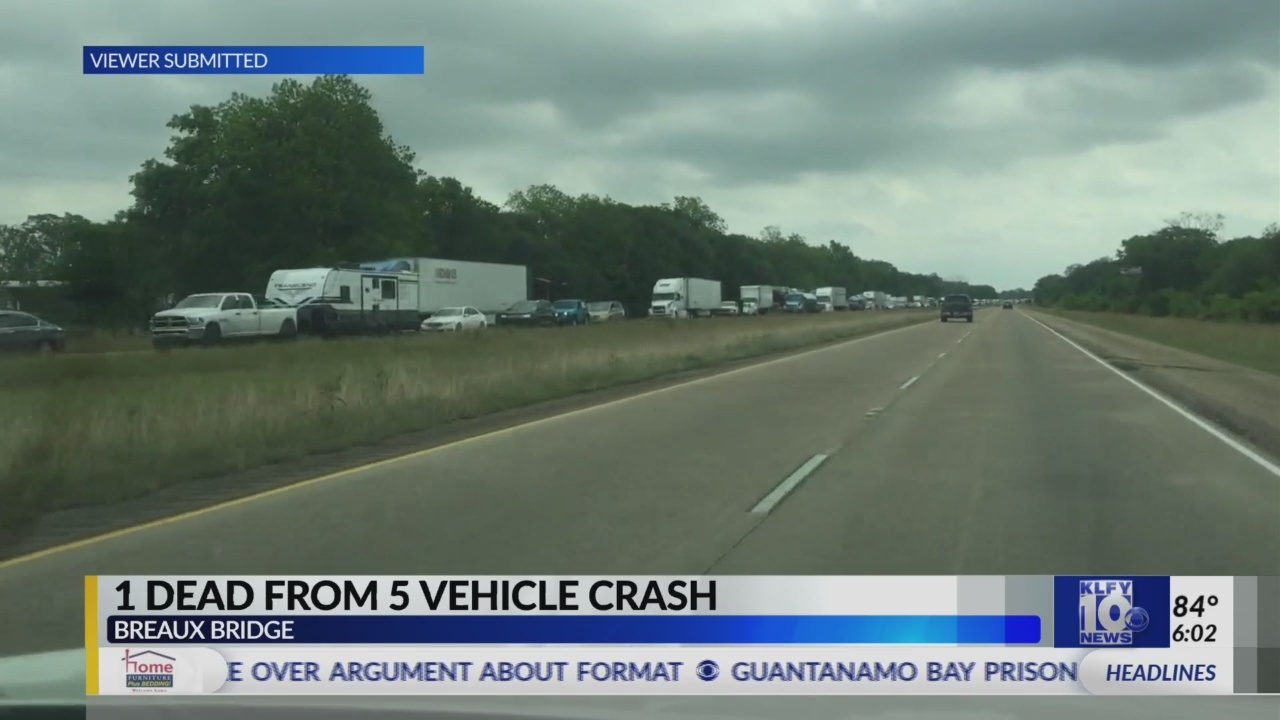 All lanes have reopened on-10 westbound following deadly