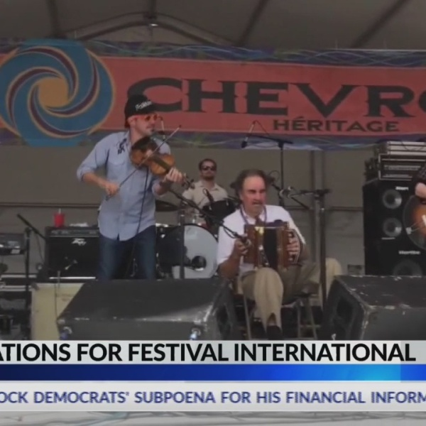 Downtown readies for Festival International