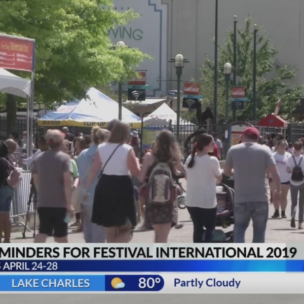 Festival safety and security tips