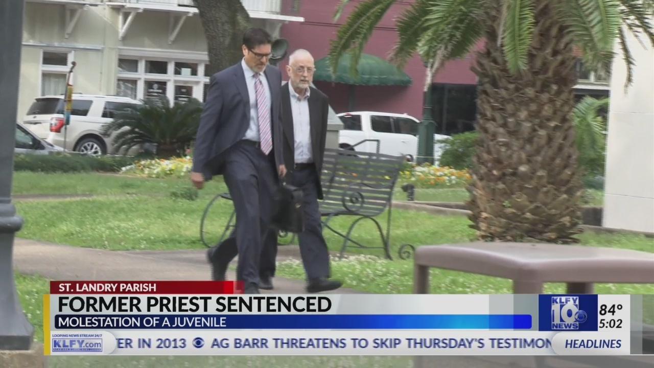 Former priest sentenced