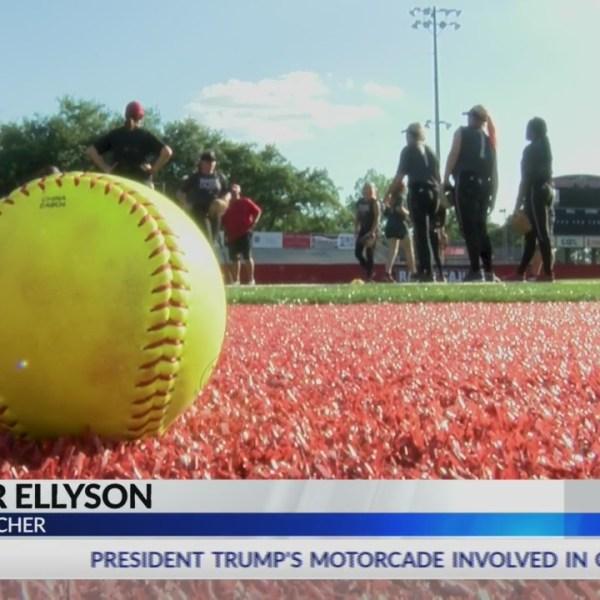 Cajun Softball Preps