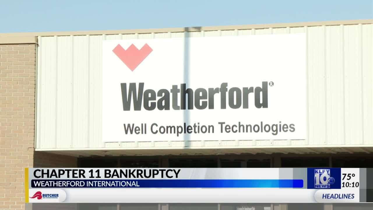 Struggling oilfield service company Weatherford to file for