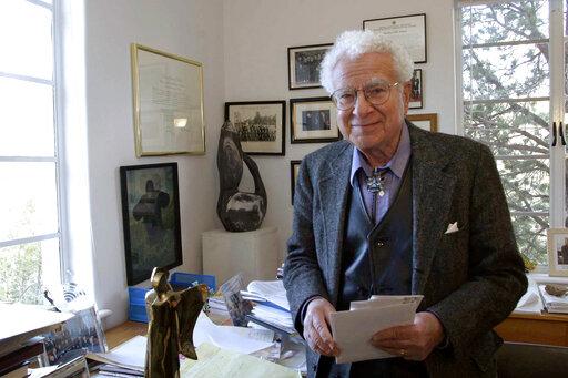 Murray Gell-Man, MURRAY GELL-MANN