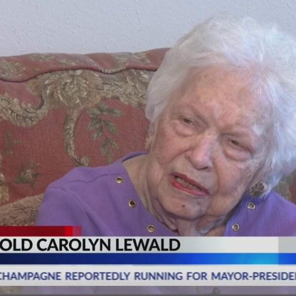 90 Plus: Carolyn Lewald