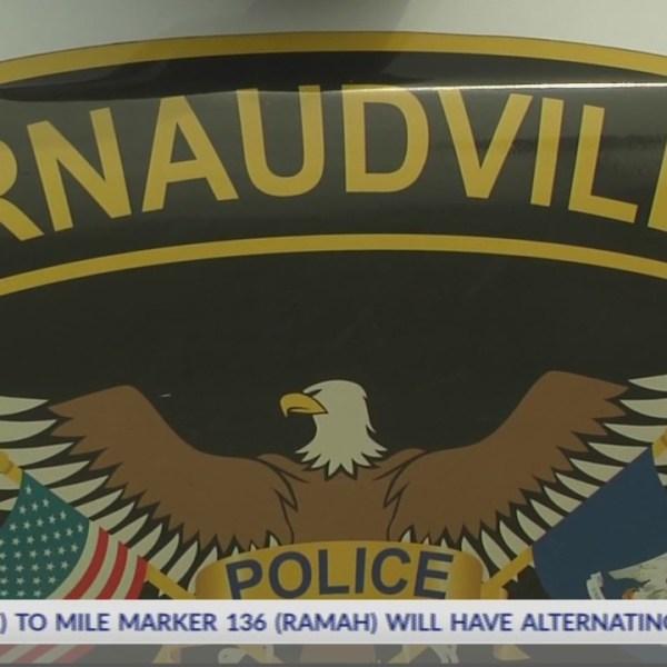 ARNAUDVILLE POLICE CHIEF RECALL