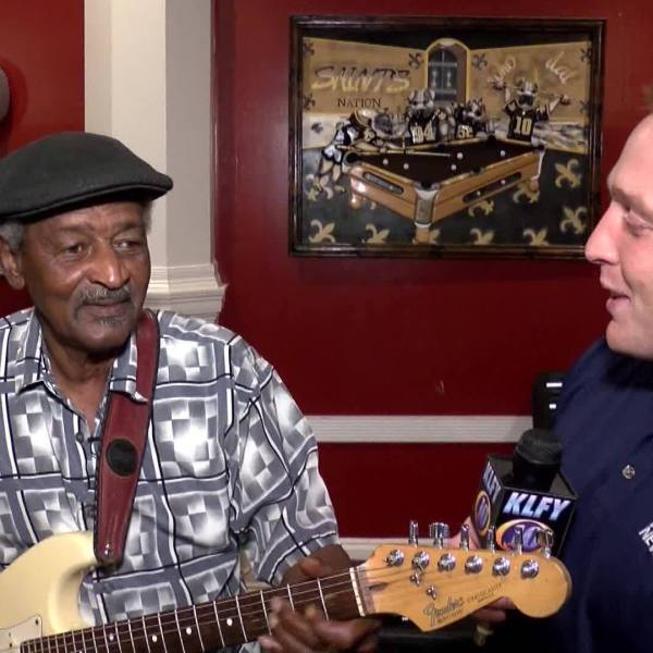 Acadiana Music Spotlight- Lil' Buck Sinegal Remembered