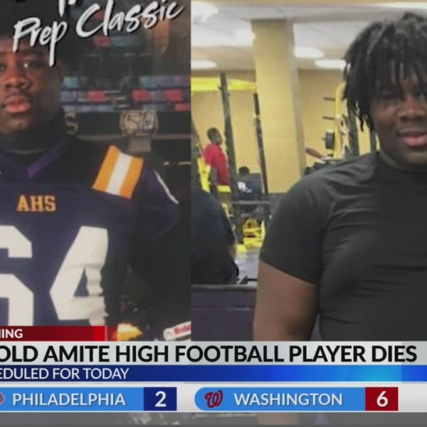 Amite Teen Death