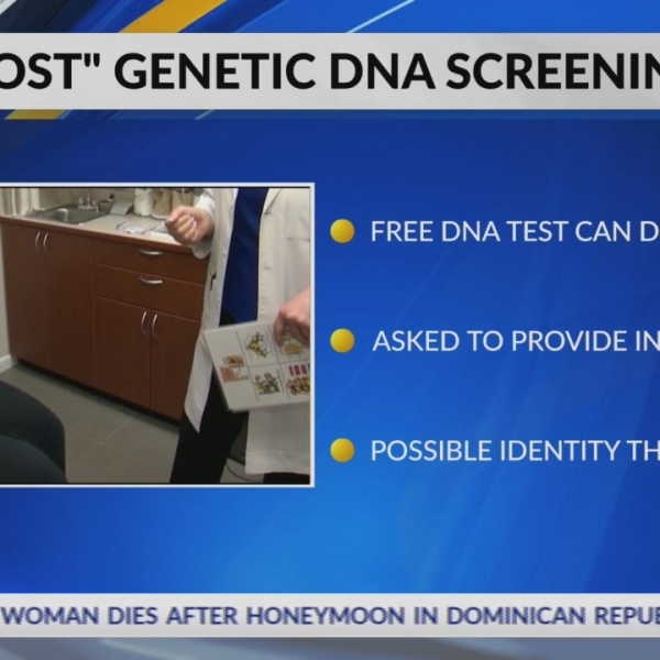 "Eye of Scams: ""No cost"" genetic DNA screening scams"