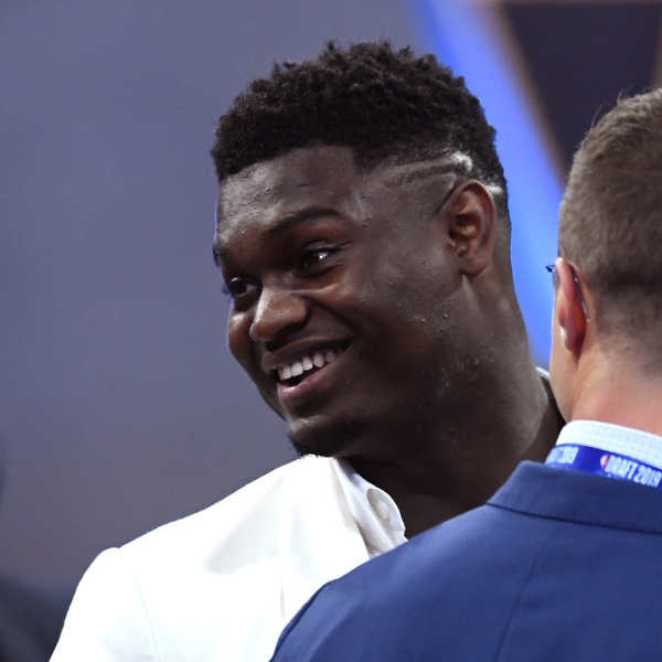 Zion Williamson NBA Draft