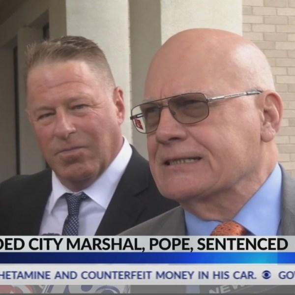 Pope sentenced