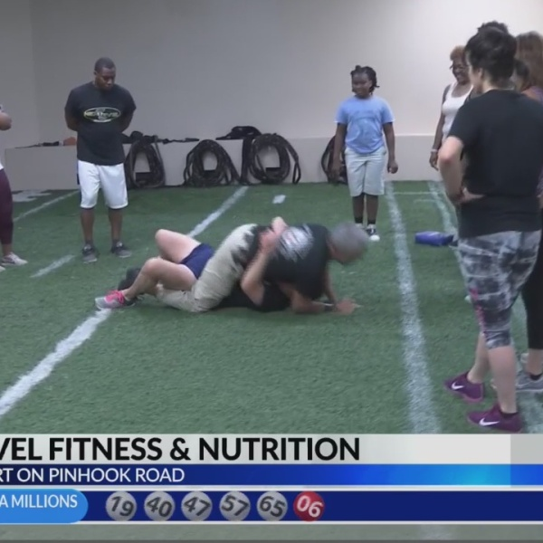 next level fitness and nutrition