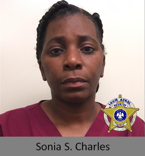 charles blount washington dc sex crime arrest in Lafayette