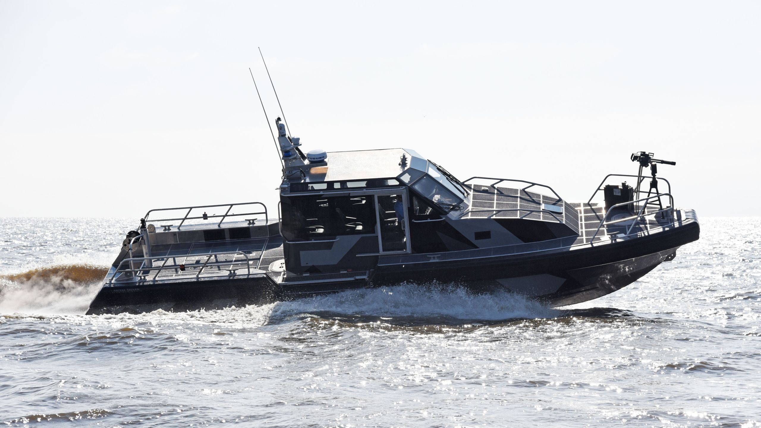 Metal Shark expands into Peru with multi-vessel patrol boat