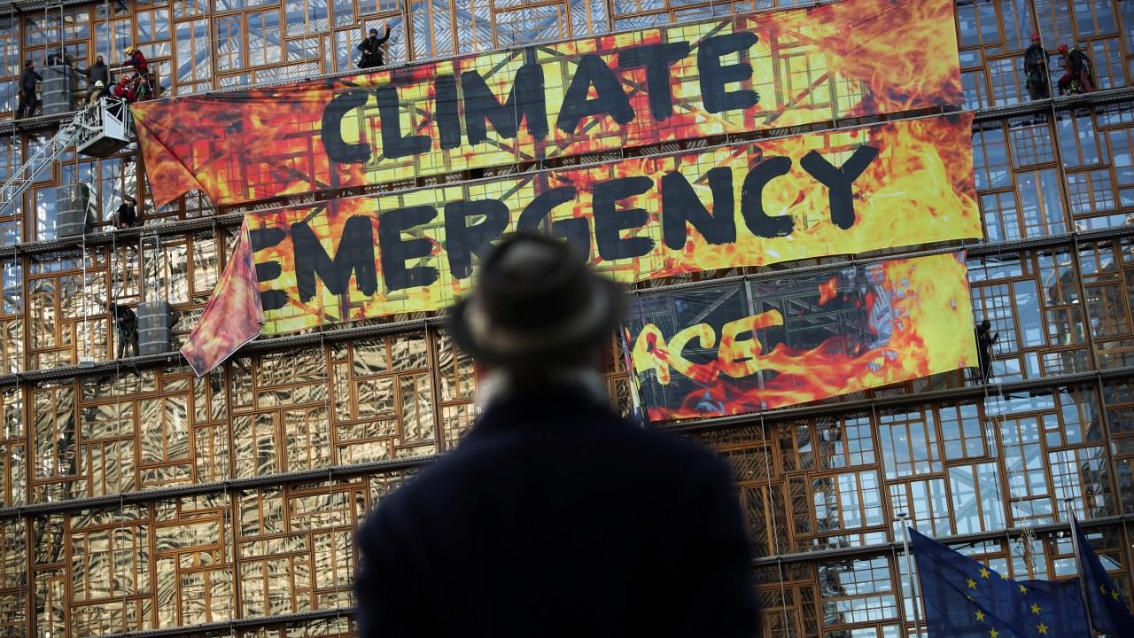 Louisiana, Alaskan tribes file UN climate change complaint - KLFY