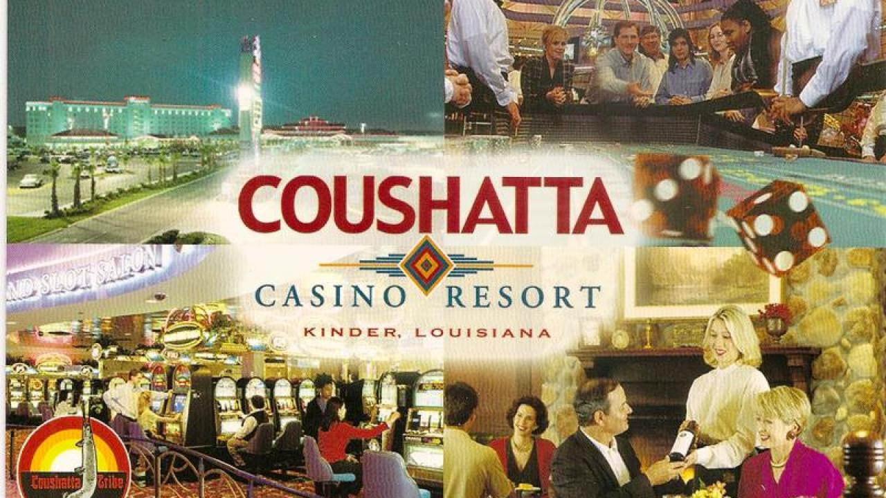 Coushatta Tribe Of Louisiana Announces Temporary Suspension Of