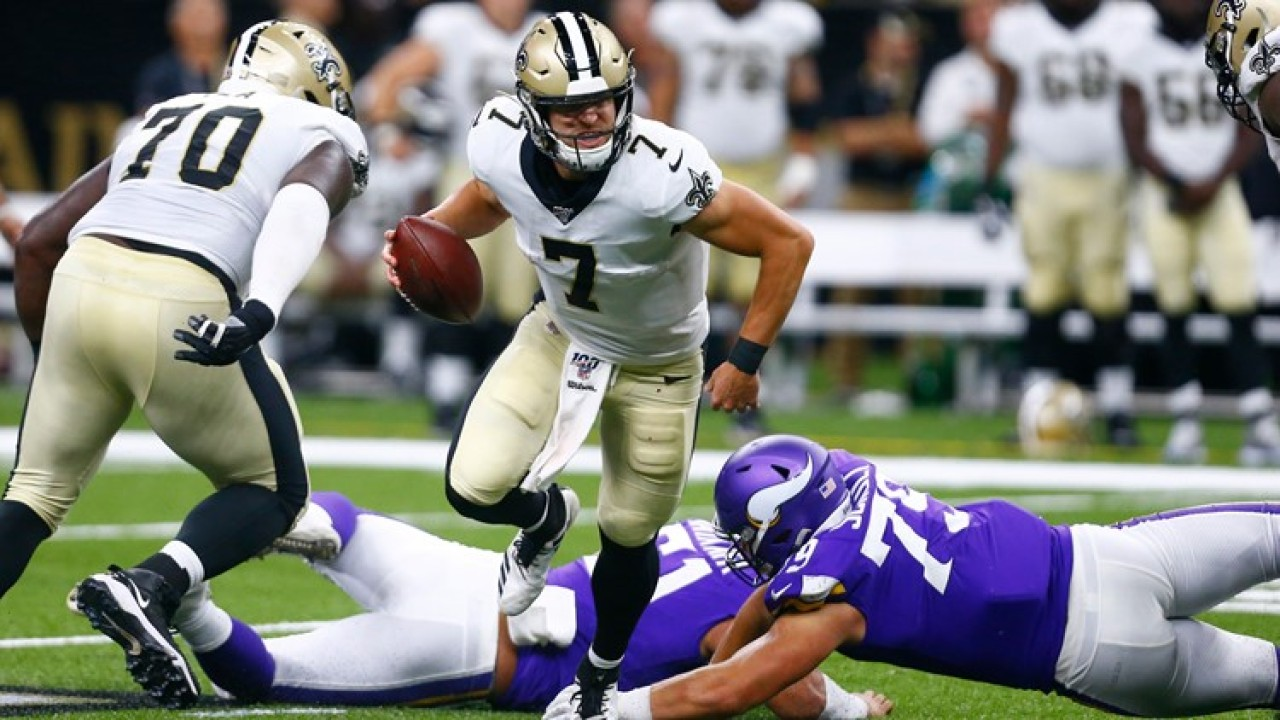 Taysom Hill staying with Saints under 2-year contract Taysom Hill Contract