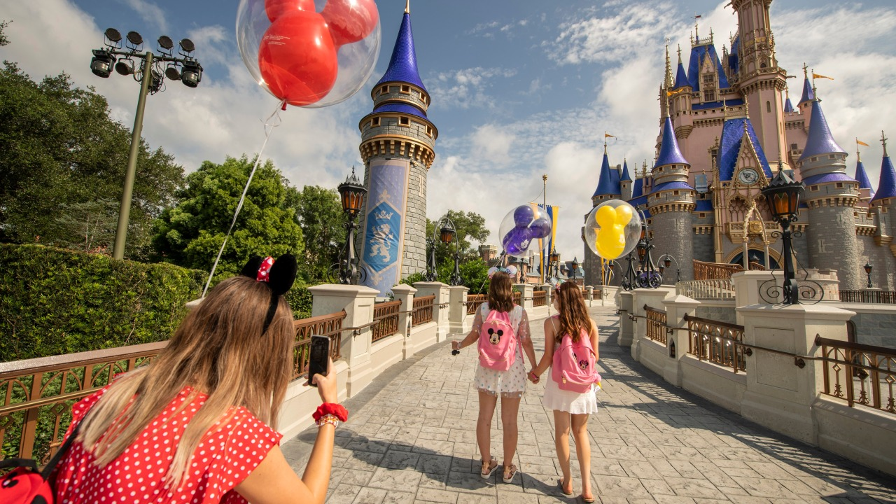 All of Disney's Orlando parks closed in mid-March in an effort to stop the virus's spread. Universal Orlando and SeaWorld Orlando closed around th