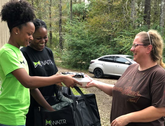Lafayette-based food delivery service Waitr recorded an $8 million profit in the second quarter of 2020, the company announced. (Photo: Waitr)