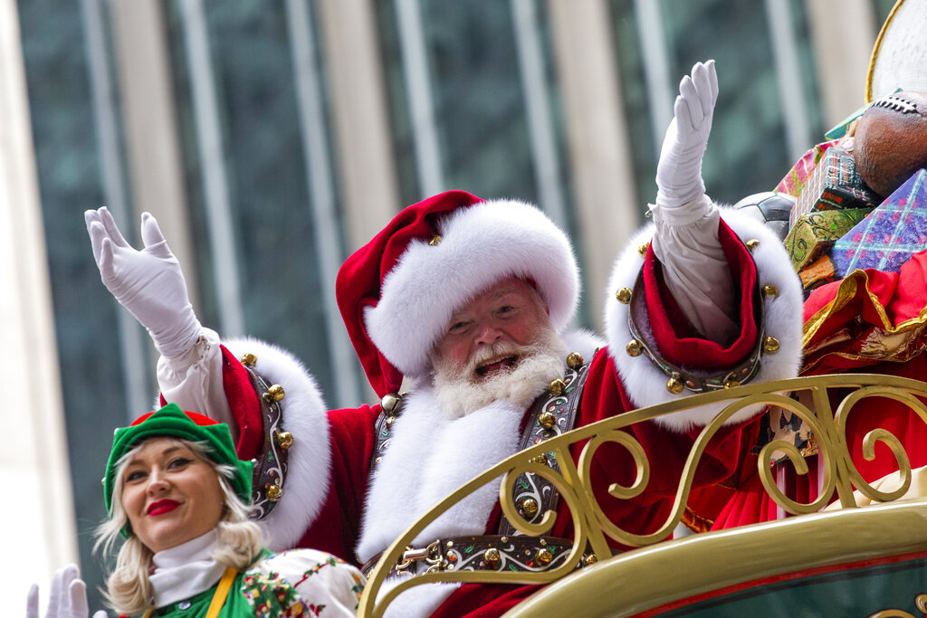'Christmas in Crowley' postponed to Dec. 8 due to weather